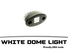 BILLET LED DOME LIGHT/ ROCK ACCENT YXZ RZR X3 (WHITE ) MADE IN USA 1.75 RADIUS