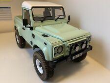 RC4WD Gelande 2 Land Rover Defender Crawler Scaler Pickup Jeep Geländewagen 1:10