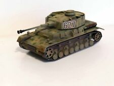 28mm Bolt Action Chain Of Command German Panzer IV - Painted & Weathered #2