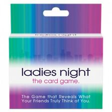 LADIES NIGHT GAME Hen Night Game PARTY Fun Sex Gift Office UK Seller Quick Cards