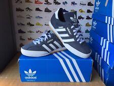 """Men's Adidas""""SAMBA""""Trainers Size UK 5.5-EU 39 Navy-White USED ONCE"""