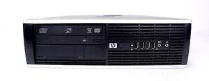 HP Compaq 6000 Pro SFF Desktop SG761UC  Pentium E5500 2.8GHz DC 2GB 250GB No O/S