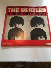 Beatles A Hard Days Night LP NM