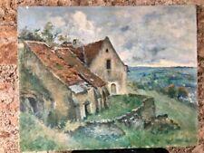 peinture ancienne, Pernelle Ernest Marie
