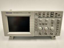 Tektronix Tds1002 Oscilloscope 2ch 60mhz 1gss Digital Storage With 2 Probes