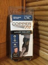 e3507b16d0 Copper Fit Wrist Brace Compression Sleeves Sleeves for sale | eBay