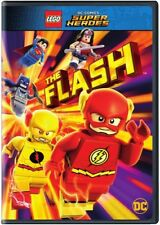 Lego DC Super Heroes: The Flash [New DVD] Amaray Case