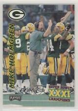 1997 Playoff Green Bay Packers Super Sunday Box Set Mike Holmgren #6