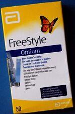 FREESTYLE  OPTIUM    50 TIRAS REACTIVAS