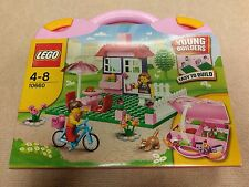 Lego Part No. 10660 For Young Builders, Container only, Opened
