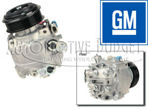 A/C Compressor w/Clutch for Buick Encore Chevrolet Sonic & Trax - NEW OEM