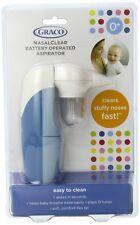 Aspirador Nasal Graco Nasal Transparentes Baby limpiador de nariz de succión nasal Nariz Bebé