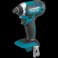Makita (DTD152) XDT11Z Cordless Impact Driver 1/4 18V LXT replace XDT04Z model