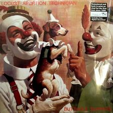Butthole Surfers - Locust Abortion Technician LP VINYL Album - Kuntz RECORD NEW