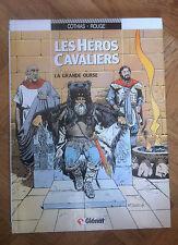 LES HEROS CAVALIERS T2 LA GRANDE OURSE  COTHIAS/ROUGE EO PROCHE DU NEUF  (A32)