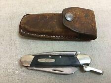 Vintage Buck Knife Yachtsman Boating Folding Pocket Knife Model 315 MADE IN USA