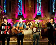 Mumford and Sons Awesome Church 10x8 Photo