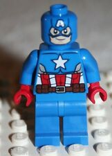 Lego CAPTAIN AMERICA MINIFIG from Super Heroes Captain America vs. Hydra (76017)