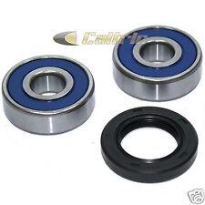 Rear Wheel Ball Bearings Seals Kit Fits HONDA TR200 Fat Cat 1986 1987