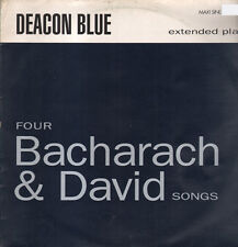Deacon Blue - Four Bacharach & David Songs - CBS