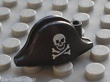 LEGO pirates Minifig Hat Bicorner 2528px1 / Set 6290 6289 6286 6250 6276 6268 ..