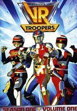 Vr Troopers: Vol. 1-Season 1 - 3 DISC SET (2012, REGION 1 DVD New)