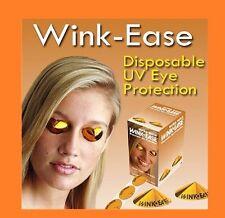 WINK-EASE MONOUSO Stick On sunbed abbronzante protezione oculare Occhiali 60 paia