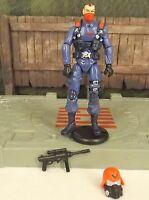 GI JOE 25th anniversary Cobra Pilot v1 air trooper viper 2008 action figure