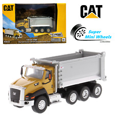 CAT 1:64 - Play & Collect - CT660 OX Stampede Dump-Truck
