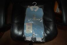 Diana Collection BLue Velour SLeeper with Bear & Balloons Fits 20'' Dolls New