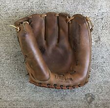 VINTAGE WILSON A2040 TED WILLIAMS PERSONAL MODEL BASEBALL GLOVE