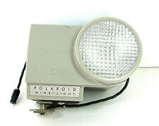POLAROID WINK LIGHT Model 252 Photographic Camera Flash Vintage Accessory