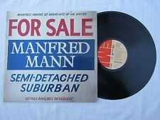 MANFRED MANN LP FOR SALE re-issue emi / emtv 19 ..33rpm / 60's