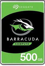 Disco duro Seagate Barracuda 500 GB NUEVO