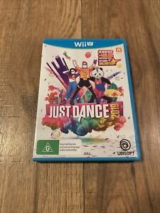 Just Dance 2019 Nintendo Wii U Game Complete