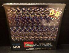 Star Trek - Hallmark Keepsake Ornaments - 3-D Puzzle - 1995 - 500 Pieces