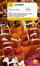 Teach Yourself Swedish Complete Course, New Edition (book only), Croghan, Vera,
