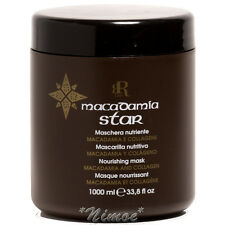Macadamia Star Nourishing Mask 1000ml RR Line ® Racioppi Maschera + Collagen