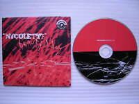 Nicolette - Beautiful Day,  PROMO COPY CD