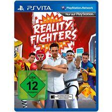 Reality Fighters Sony PSVita Playstation Vita PSV NIP