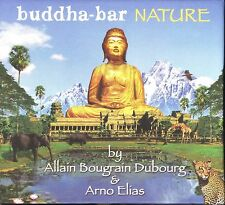 Buddha-bar NATURE Nature CD NEW box Pandora El Corazon Guide Me Osmyo New Day