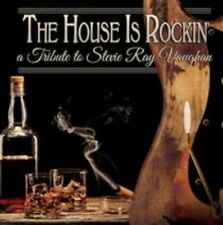 The House Is Rockin - a Tribute to Stevie Ray Vaughan 0741157231922