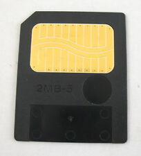 2MB 5 VOLT SMARTMEDIA MEMORY CARD SMART MEDIA 5V BOSS ROLAND KORG SYNTH