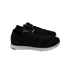 RANSOM Mens Field Lite Athletic Lightweight Sneaker Black/White Size 9 ORIGINAL