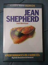 Jean Shepherd : Don't Be a Leaf Oldies CD
