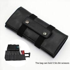 Hair Stylist Hairdressing Scissors Holder Barber Pouch Bag Case Salon Tools Case