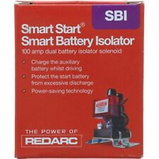 Redarc SBI12 12V 100A Smart Start Isolator