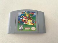 Super Mario 64 N64 (Nintendo 64, 1996) AUTHENTIC! Cleaned & Working!