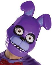 Bonnie Mask Five Nights Freddy's Fancy Dress Halloween Child Costume Accessory