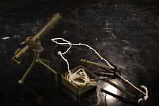Vintage G.I. / Action Man, working rope launcher, really cool!